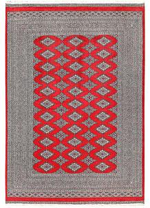 Red Jaldar 6' 1 x 8' 11 - No. 60181