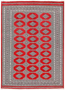 Red Jaldar 6' 5 x 9' - No. 60182