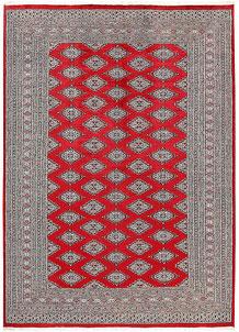 Red Jaldar 6' 4 x 9' 1 - No. 60186