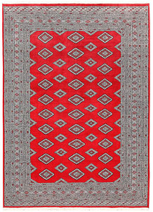 Red Jaldar 5' 11 x 8' 3 - No. 60189