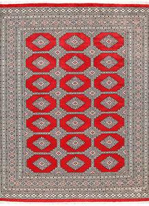 Red Jaldar 6' 10 x 8' 10 - No. 60194