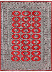Red Jaldar 6' x 8' 2 - No. 60206