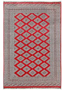 Red Jaldar 6' x 9' 2 - No. 60207