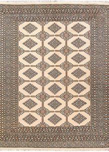 Bisque Jaldar 6' 11 x 8' 10 - No. 60214