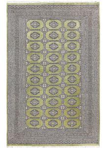 Olivedrab Jaldar 6' x 9' 3 - No. 60274