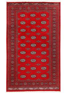 Firebrick Bokhara 5' x 8' 4 - No. 60338