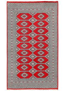 Red Jaldar 5' x 8' 6 - No. 60367