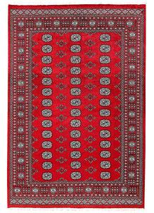 Firebrick Bokhara 5' 6 x 8' 2 - No. 60470