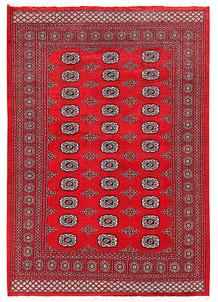 Firebrick Bokhara 5' 7 x 8' - No. 60577