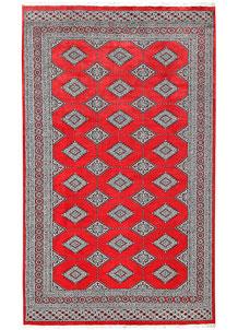 Red Jaldar 5' 5 x 8' 11 - No. 60603