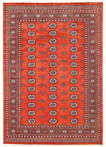 Tomato Bokhara 5' 7 x 8' - No. 60608