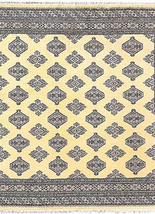 Lemon Chiffon Jaldar 6' 5 x 6' 1 - No. 60840