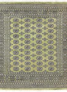 Olivedrab Bokhara 6' 7 x 7' 1 - No. 60852