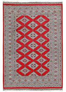 Red Jaldar 4' 2 x 6' - No. 61000