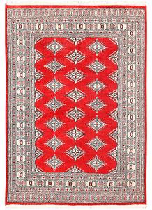 Red Jaldar 4' 2 x 5' 11 - No. 61007