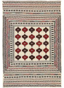 Old Lace Soumak 4' 2 x 5' 9 - No. 61936