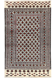 Old Lace Soumak 3' 7 x 5' 11 - No. 61937
