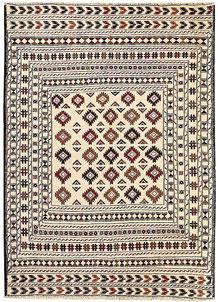 Old Lace Soumak 4' 3 x 5' 9 - No. 61941