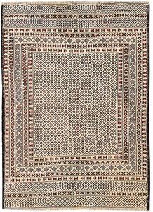 Old Lace Soumak 4' 2 x 5' 8 - No. 61952