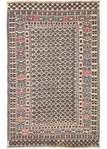 Old Lace Soumak 4' 4 x 6' 6 - No. 61957