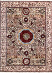 Multi Colored Mamluk 8' 6 x 12' 1 - No. 62247
