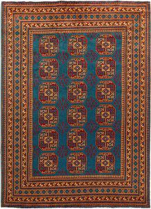 Teal Baluchi 6' 10 x 9' 8 - No. 62360