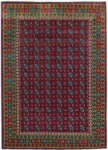 Purple Baluchi 6' 10 x 9' 7 - No. 62369