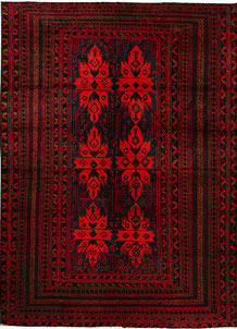 Multi Colored Baluchi 9' 4 x 13' - No. 62408