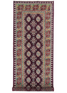 Multi Colored Baluchi 2' 9 x 7' 9 - No. 62420