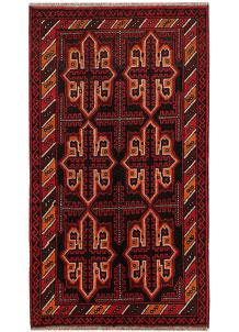 Firebrick Baluchi 3' 5 x 6' - No. 62800