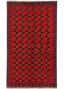 Firebrick Baluchi 3' 7 x 6' - No. 62803