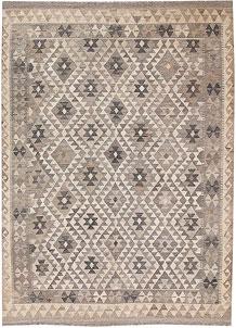 Silver Kilim 5' 10 x 7' 11 - No. 62951