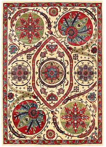Firebrick Kazak 6' 9 x 9' 9 - No. 63032