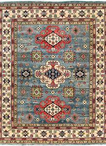 Firebrick Kazak 8' x 9' 10 - No. 63043