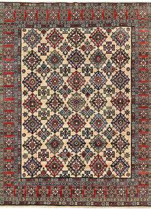 Firebrick Kazak 8' 2 x 10' 4 - No. 63045