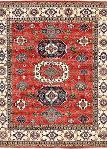 Firebrick Kazak 8' 1 x 9' 4 - No. 63048