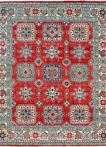 Firebrick Kazak 8' 1 x 9' 6 - No. 63052