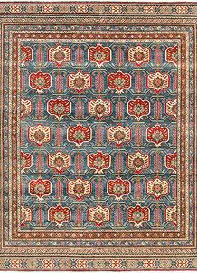 Firebrick Kazak 8' x 9' 11 - No. 63053