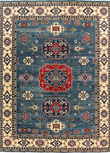 Firebrick Kazak 9' x 12' - No. 63057