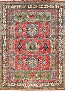 Firebrick Kazak 8' 9 x 11' 8 - No. 63059