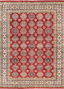 Firebrick Kazak 9' 2 x 11' 11 - No. 63060