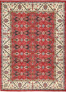 Firebrick Kazak 10' x 13' 9 - No. 63064