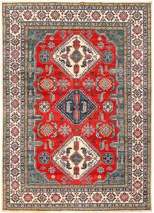Firebrick Kazak 9' 9 x 13' 11 - No. 63066