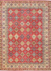Firebrick Kazak 10' 1 x 13' 9 - No. 63067