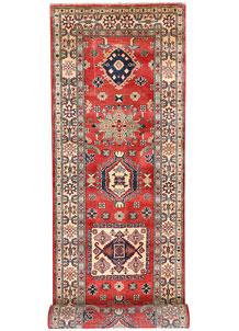 Firebrick Kazak 2' 7 x 9' 6 - No. 63070