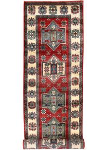 Firebrick Kazak 2' 7 x 9' 6 - No. 63071