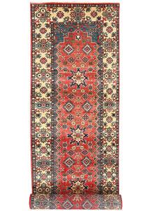Firebrick Kazak 2' 7 x 9' 11 - No. 63073