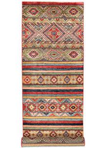 Firebrick Kazak 2' 7 x 9' 2 - No. 63081