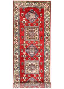 Firebrick Kazak 2' 7 x 9' 6 - No. 63082