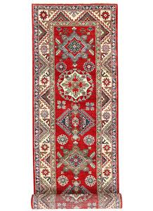 Firebrick Kazak 2' 7 x 9' 8 - No. 63084